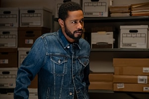 Lakeith Stanfield in The Photograph (2020 Movie)