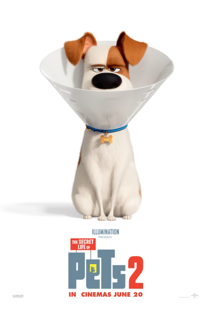 Poster image for The Secret Life of Pets 2