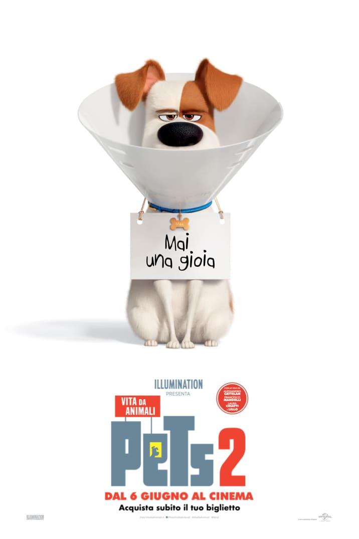 Poster for Pets 2: Vita Da Animali