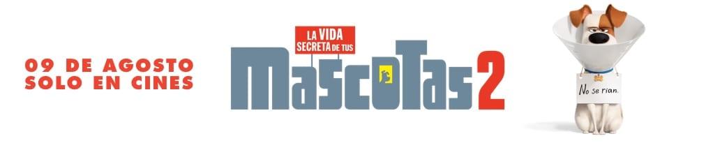Poster for Mascotas 2