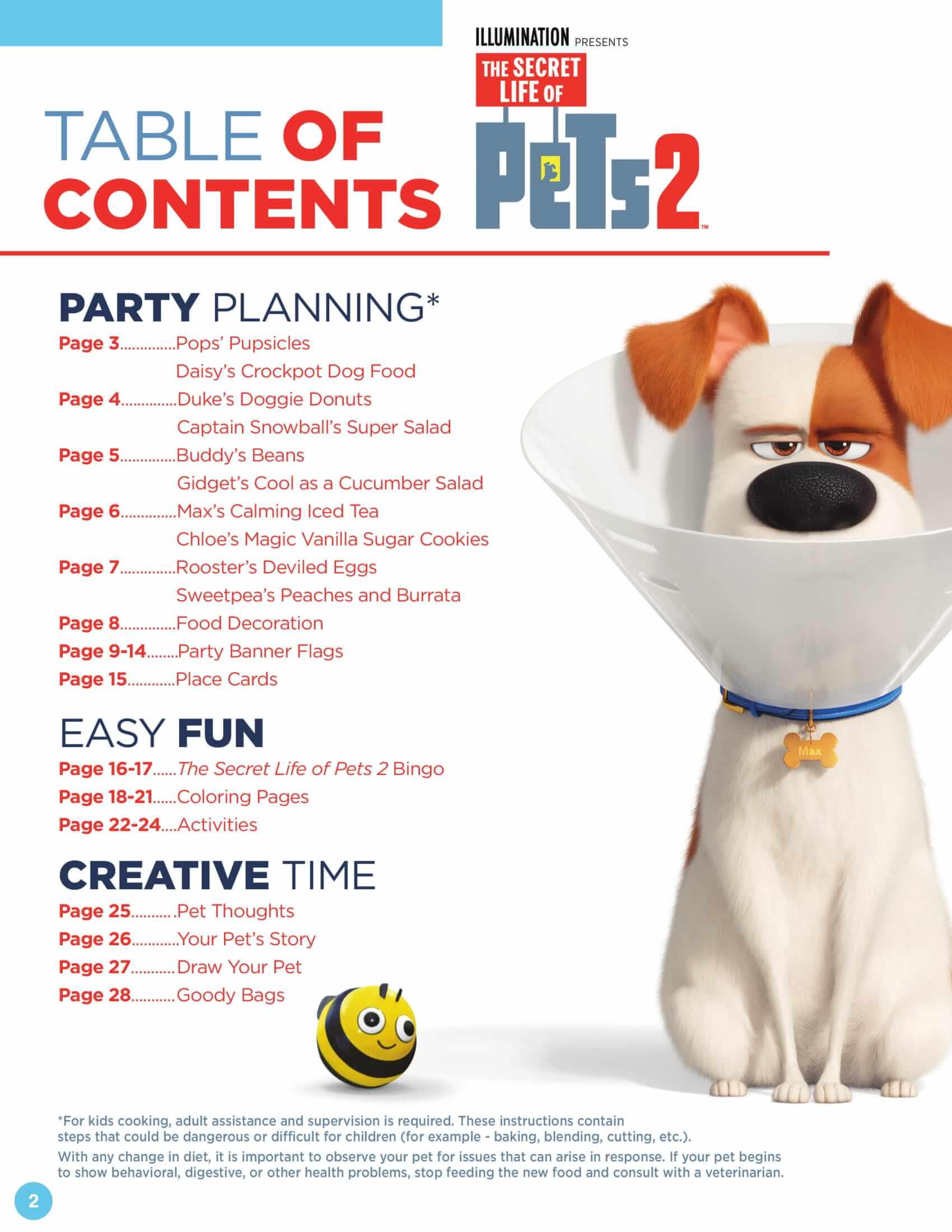 Pets2PartyPlanner 2