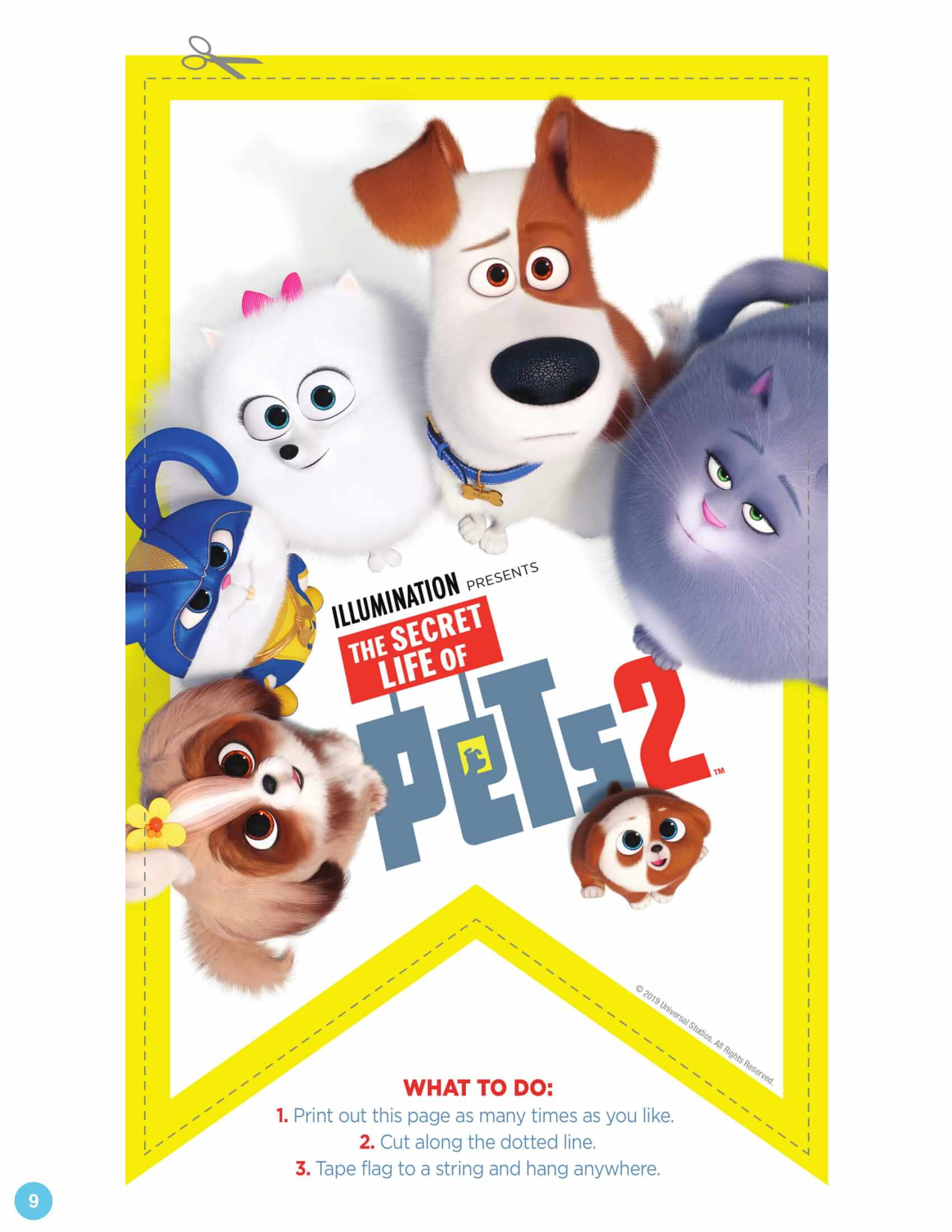 The Secret Life of Pets 2 | Own It On Digital Now | 4K Ultra