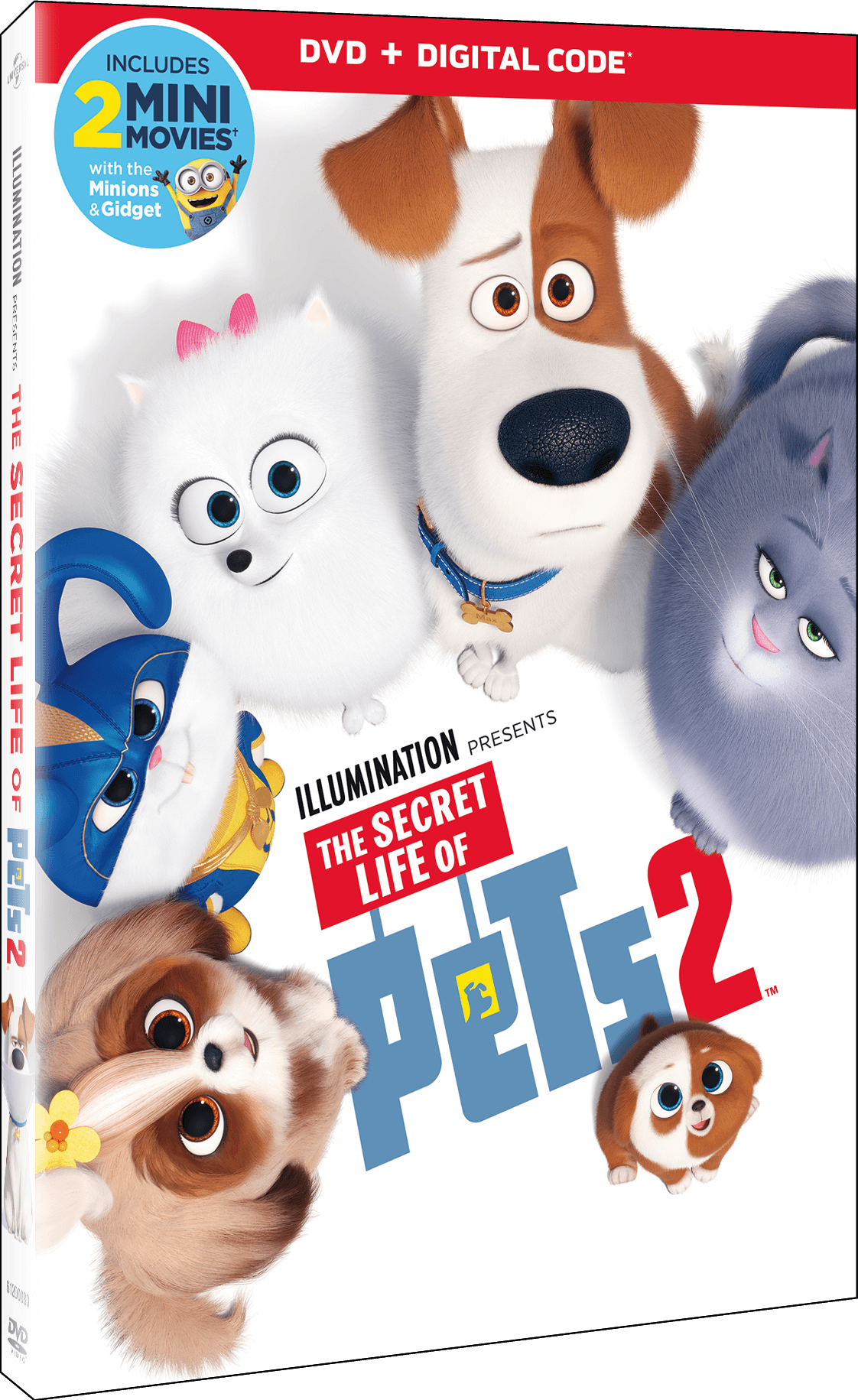 The Secret Life Of Pets 2 Own It On Digital Now 4k Ultra Hd Blu Ray Dvd Also Available On Demand