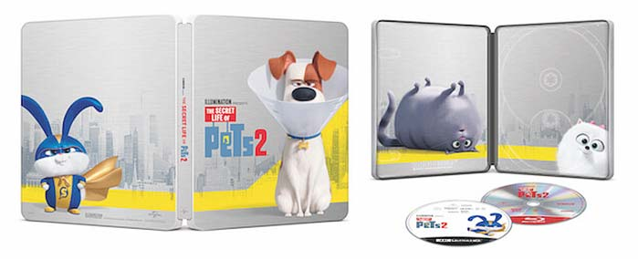The Secret Life of Pets 2 | Pre-Order Now | Digital August 13 | 4K