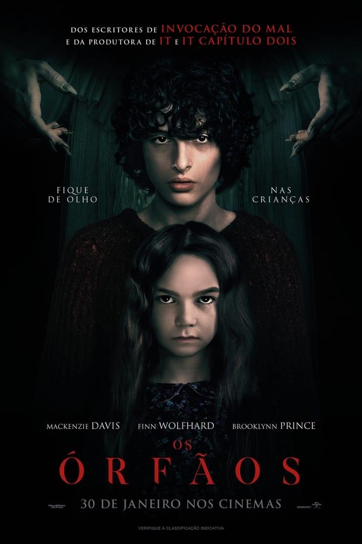 Poster image for Os Órfãos