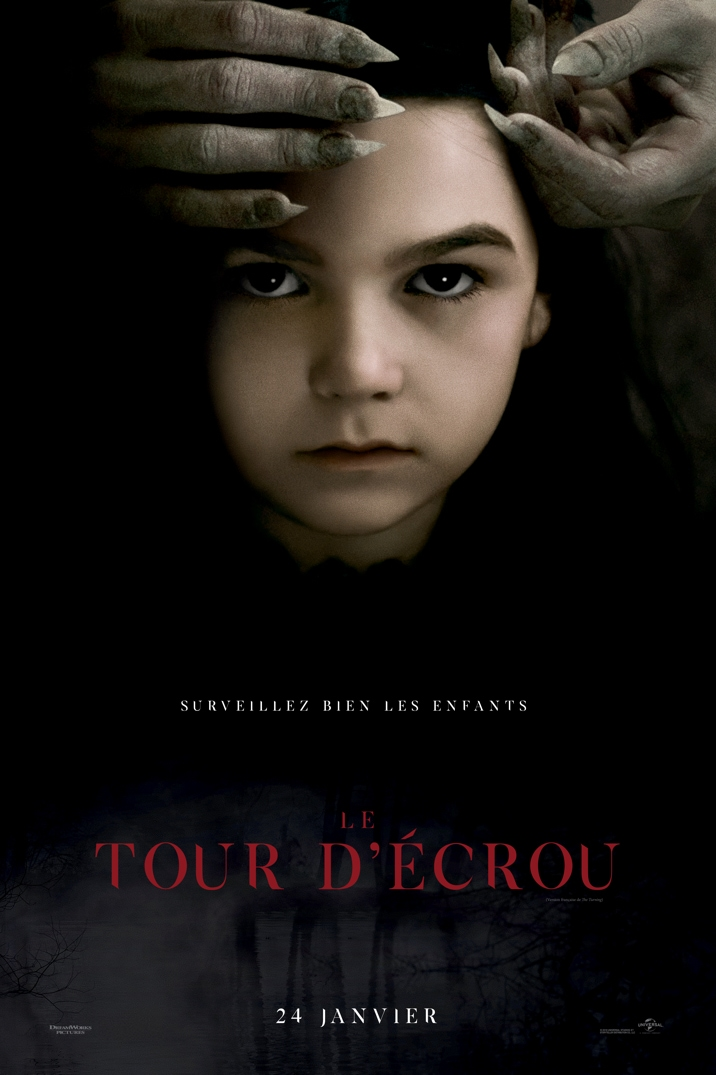 Poster image for Le tour d'écrou