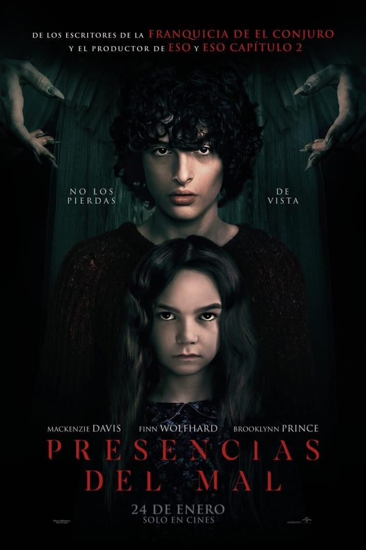 Poster image for Presencias Del Mal