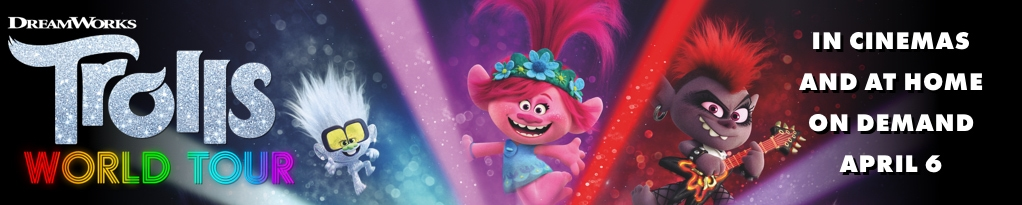 Poster image for Trolls World Tour