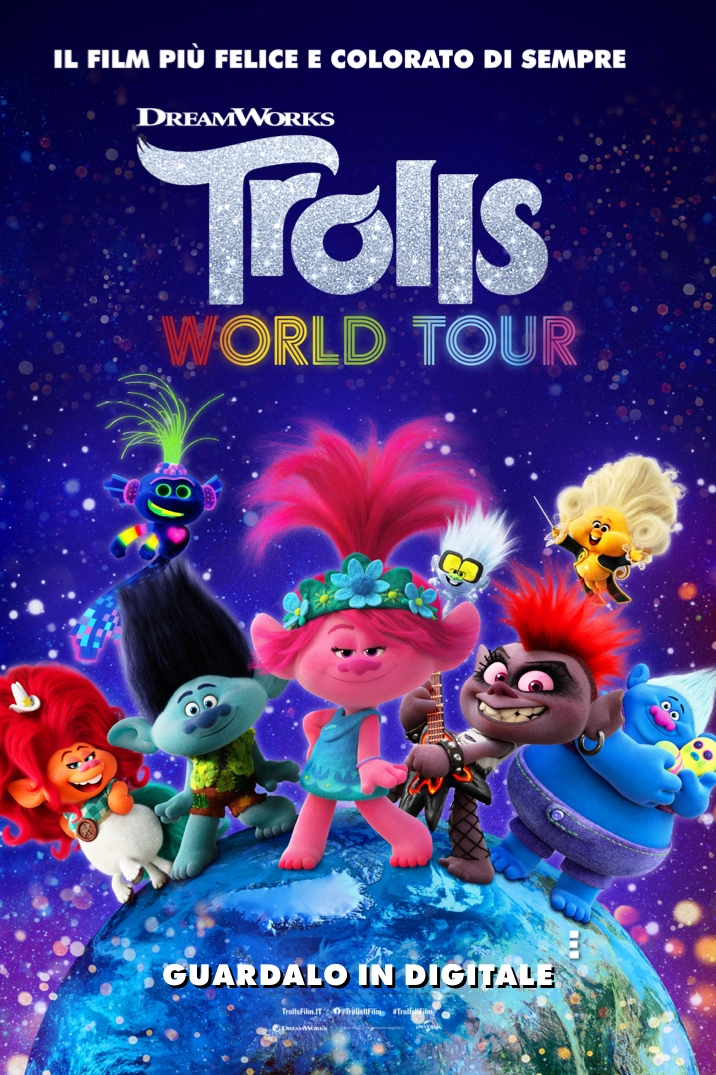 Poster di Trolls World Tour