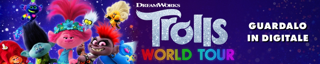 Trolls World Tour immagine banner
