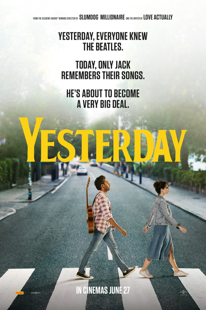 Poster image for Yesterday