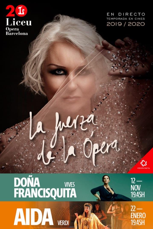 Poster de Temporada de directos en cine 2019/20 Gran Teatre del Liceu