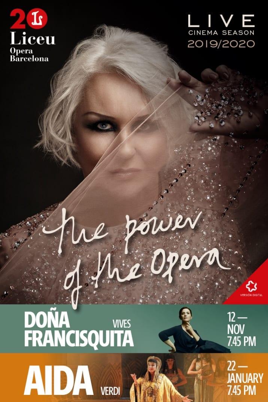 Poster image for Gran Teatre del Liceu Live Cinema Season 2019/20