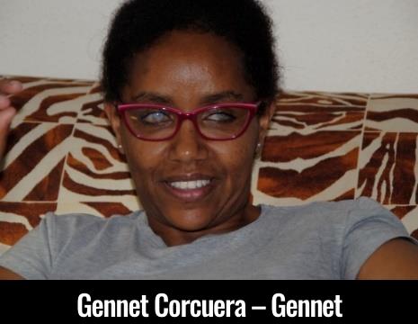 Gennet Corcuera – Gennet