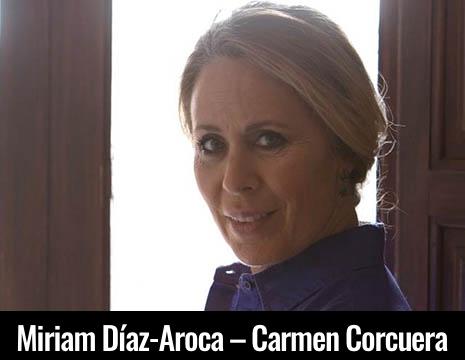 Miriam Díaz-Aroca – Carmen Corcuera