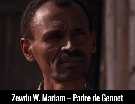 Zewdu W. Mariam – Padre de Gennet