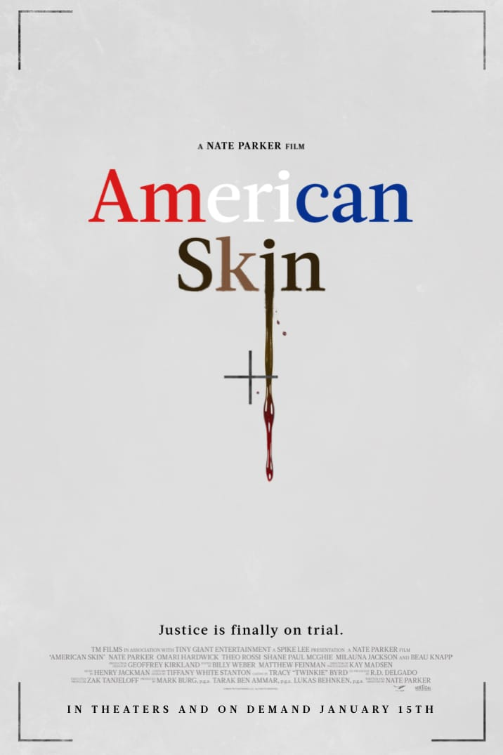 Poster image for American Skin