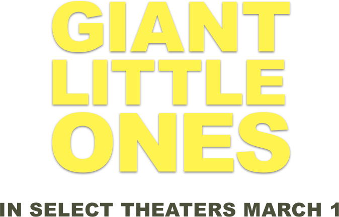 Giant Little Ones: Synopsis | Vertical Entertainment