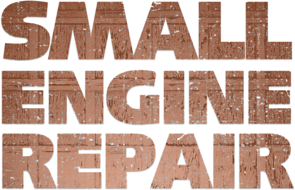 Title or logo for Small Engine Repair