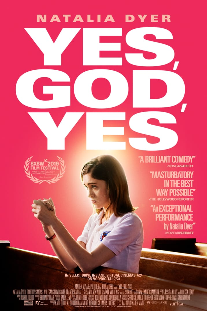 Poster image for Yes, God, Yes