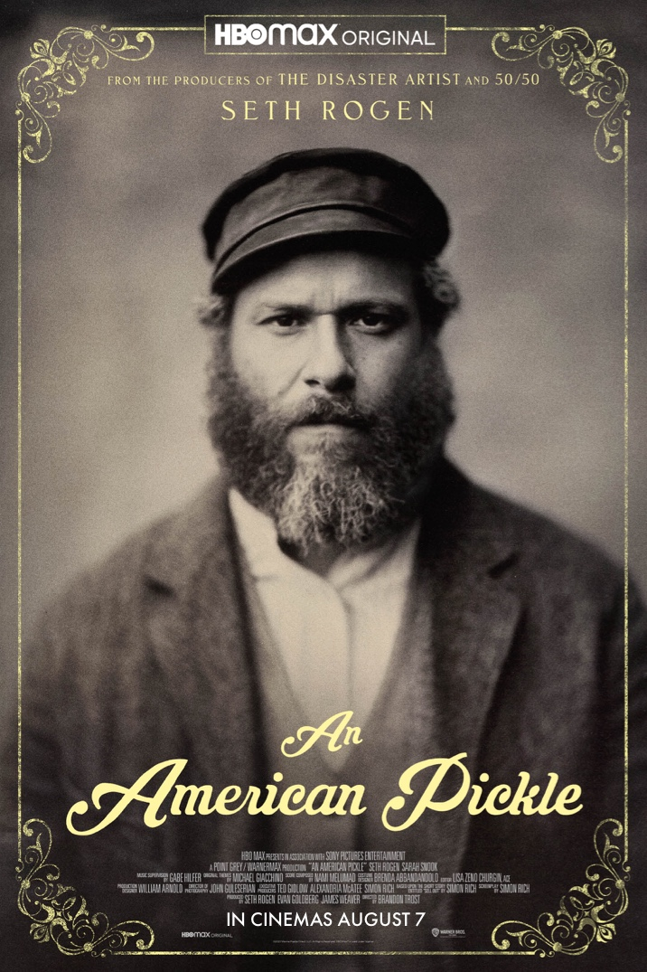 Poster image for An American Pickle