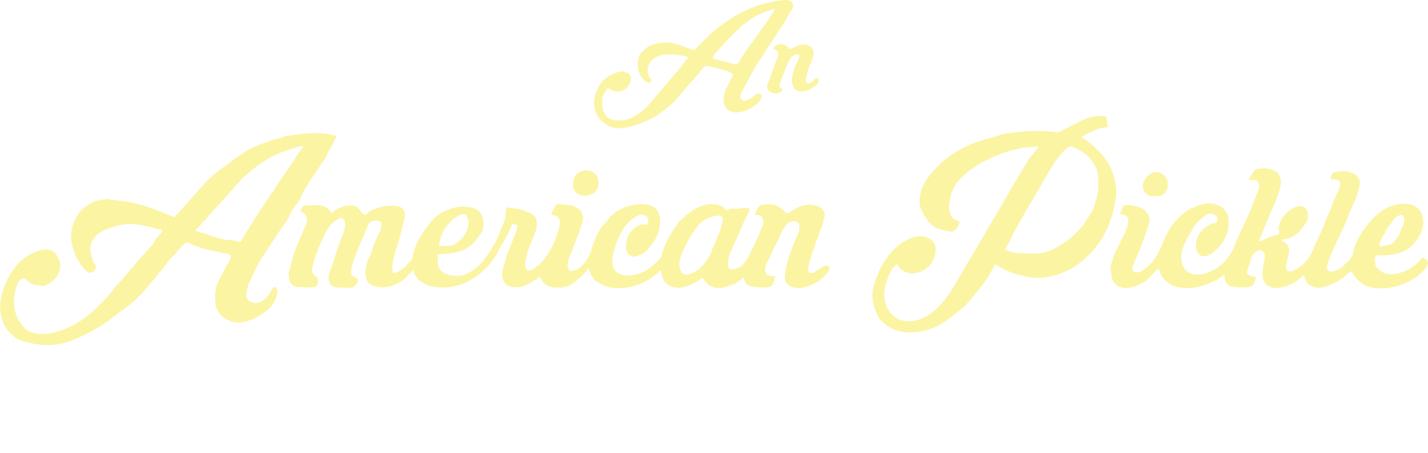 An American Pickle : %$SYNOPSIS% | Warner Bros.