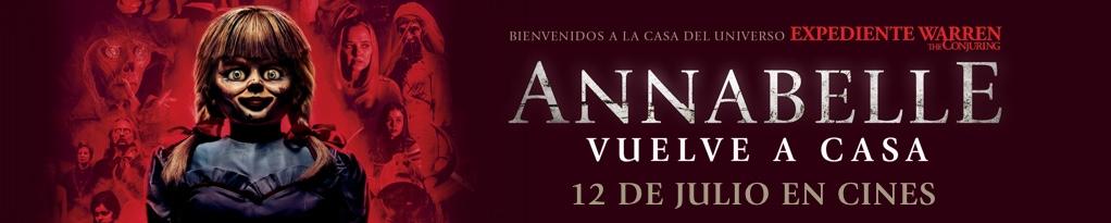 Poster for Annabelle Vuelve A Casa