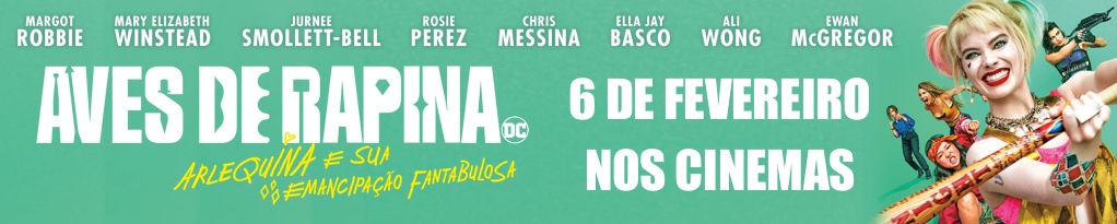 Poster image for Aves de Rapina - Arlequina e Sua Emancipação Fantabulosa