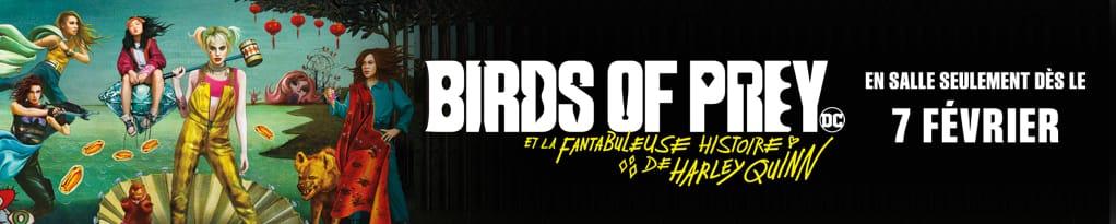 Poster image for Birds of Prey et la fantabuleuse histoire de Harley Quinn