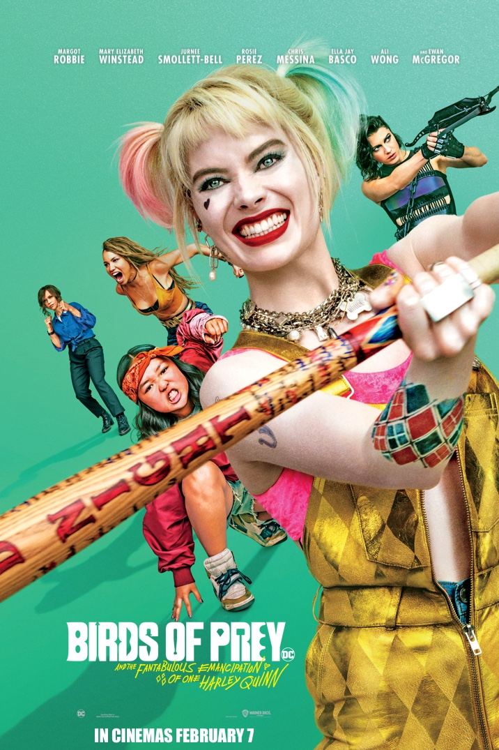 Poster image for Birds of Prey