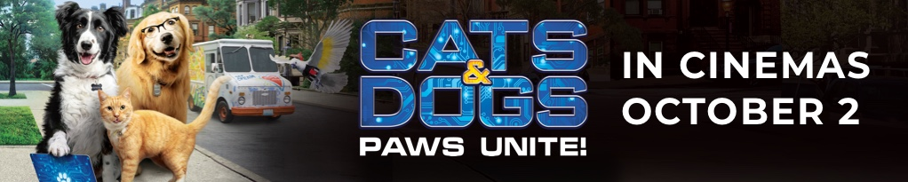 Poster image for Cats And Dogs: Paws Unite