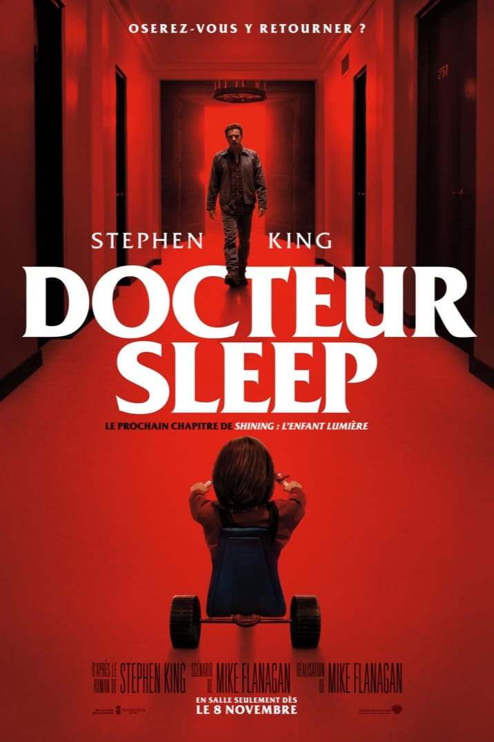 Poster image for Docteur Sleep