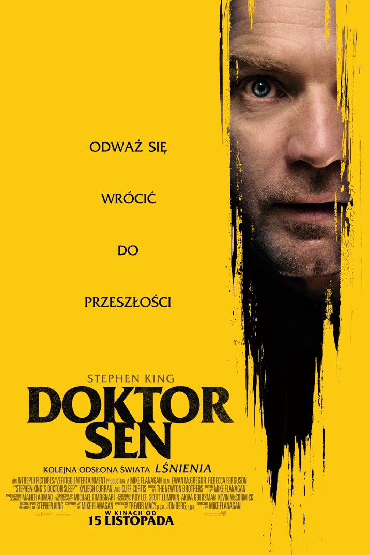 Plakat z filmu Doktor Sen
