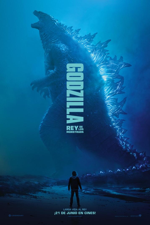 Poster for Godzilla: Rey De Los Monstruos