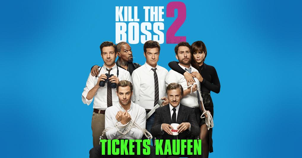 Kill The Boss Kinox