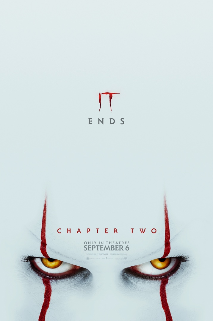Poster for IT Chapter 2