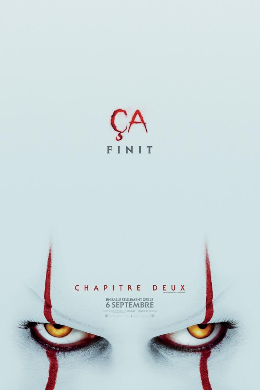 Poster for ÇA: CHAPITRE DEUX
