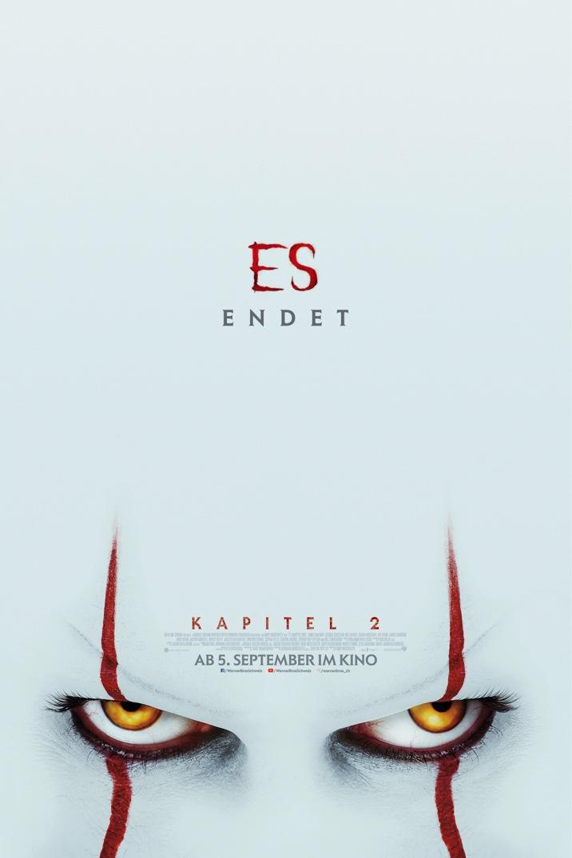 Poster for Es: Kapitel 2