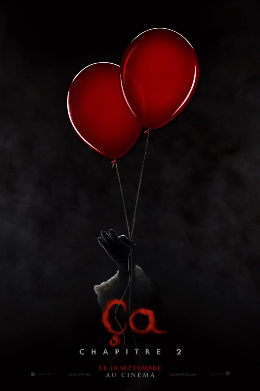 Poster for Ça: Chapitre 2