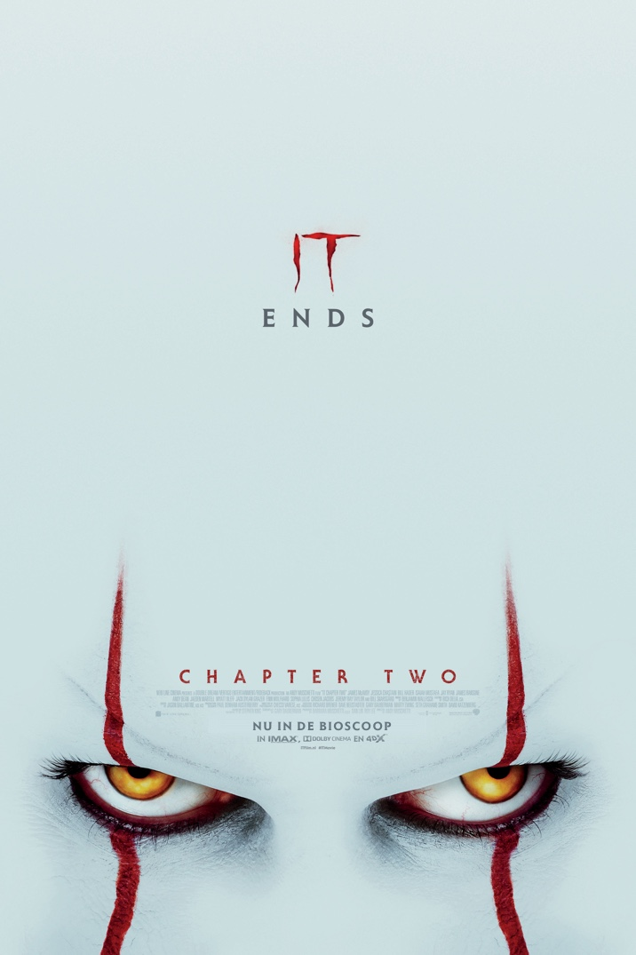 Poster for IT Chapter Two