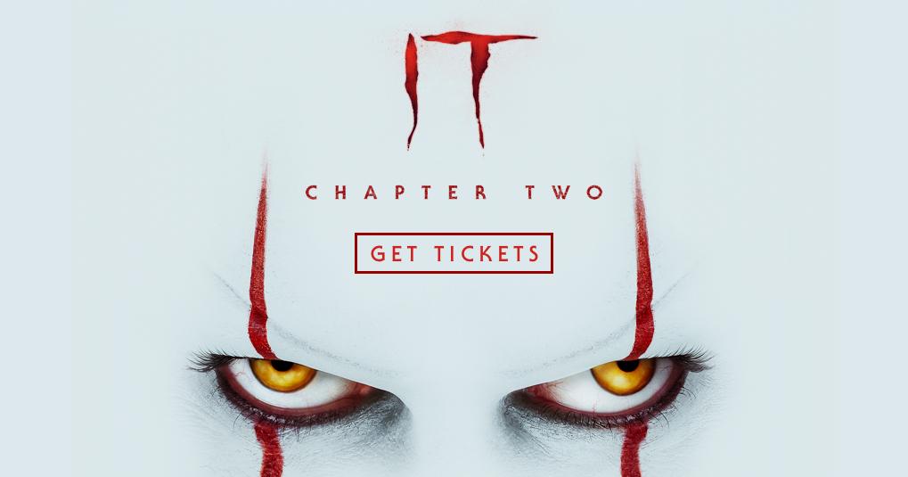 IT Chapter 2: Get Tickets   Warner Bros
