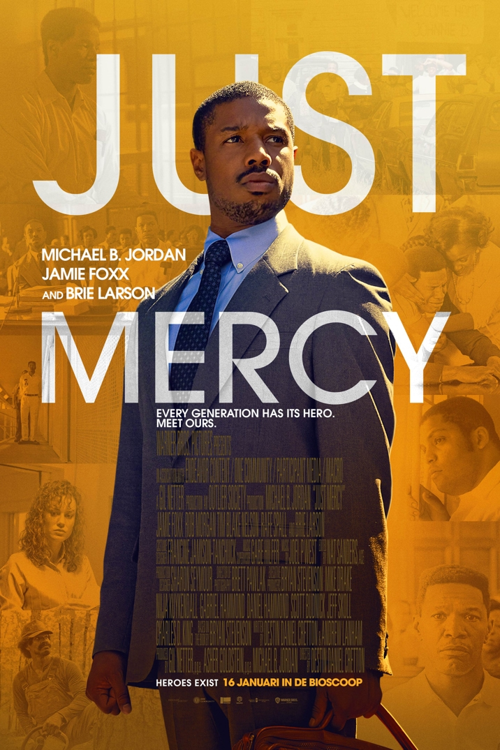 Poster image for Just Mercy