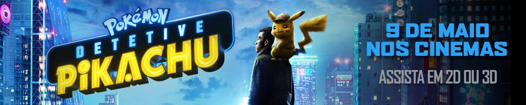 Poster for POKÉMON Detetive Pikachu