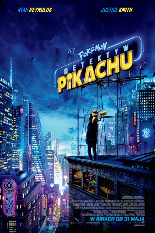 Poster for POKÉMON DETEKTYW PIKACHU