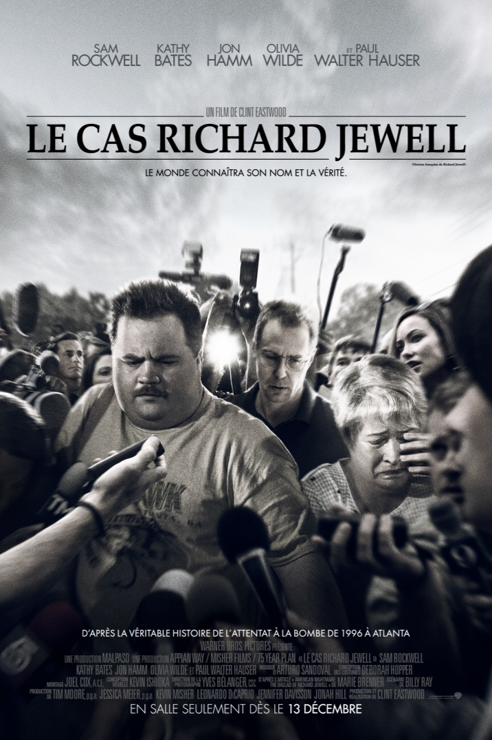 Poster image for LE CAS RICHARD JEWELL