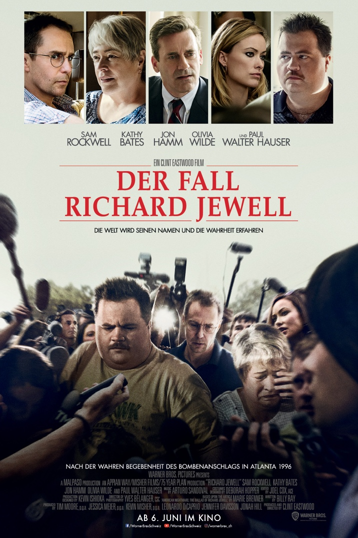 Der Fall Richard Jewell Filmplakat