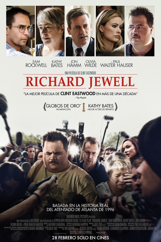 Poster de Richard Jewell