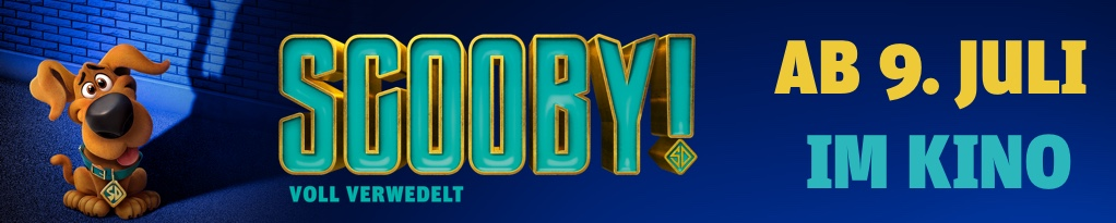 Scooby! Banner