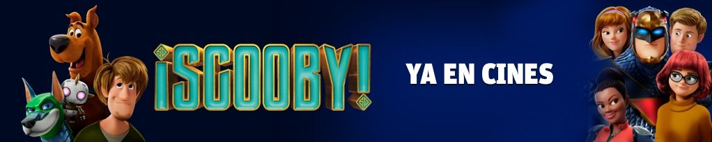Banner de ¡SCOOBY!
