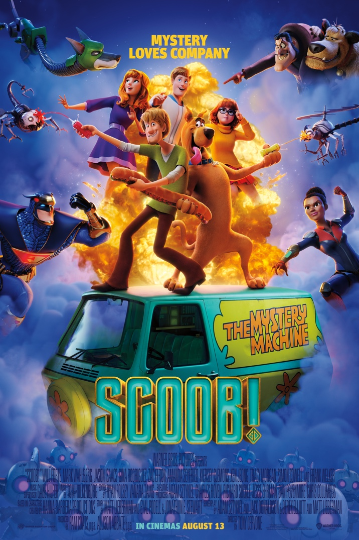 Poster image for Scoob!
